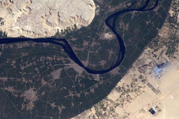Životodárný Nil
