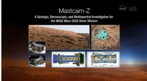 Systém Mastcam-Z