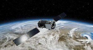 Družice OCO-2 na oběžné dráze