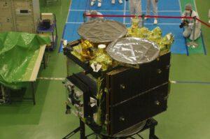 Dokončená sonda Hayabusa 2