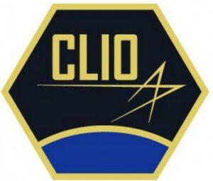 Logo satelitu CLIO
