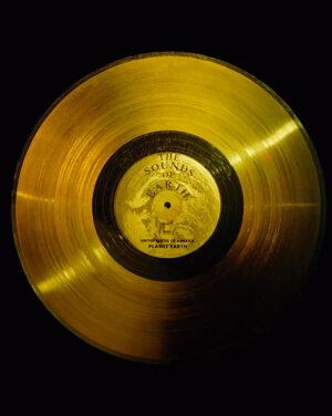 Gramofonová deska The Sound of Earth.