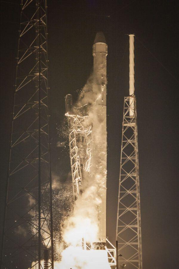 21. září 2014. Mise CRS-4 začíná.