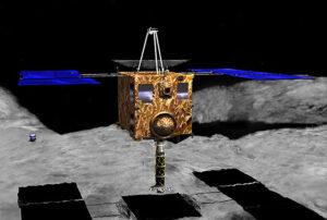 Japonská sonda Hayabusa