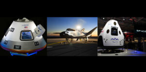 CST-100 - Dream Chaser - Dragon V2