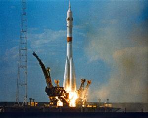 Sojuz-19 startuje!