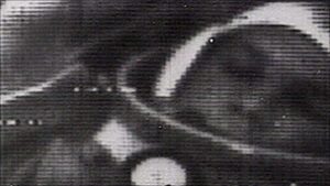 Gagarin během letu Vostoku-1