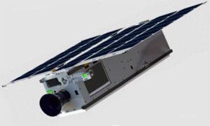 Cubesat Arkyd-3.