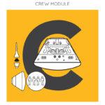 C = Crew module