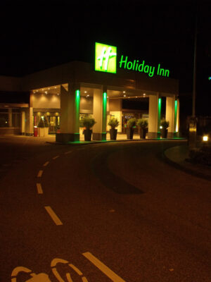 Hotel Holiday Inn v Leidenu