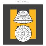 H = Heat shield