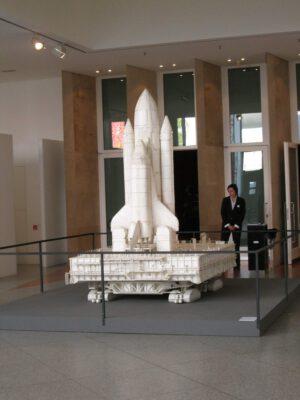 Model raketoplánu