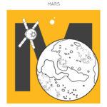 M = Mars