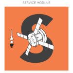 S = Service module
