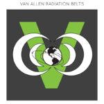 V = Van Allen radiation belts