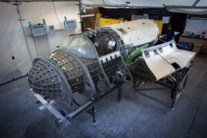 Rodící se první suborbitální raketoplán LYNX