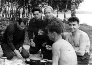 Kosmonautický piknik