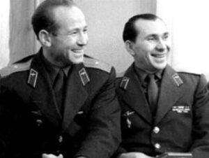 Leonov a Běljajev