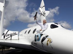 "Sir Richard Branson a jeho ""bílý slon""."
