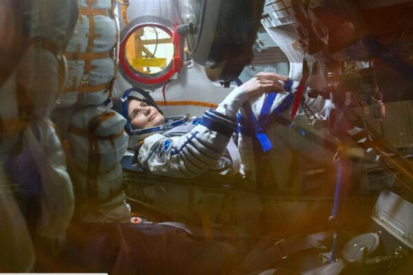 Uvnitř našeho Sojuzu.