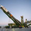 Vztyčování Sojuzu