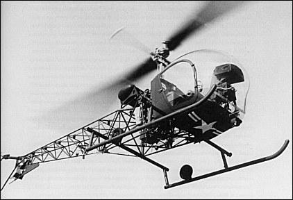 Vrtulník HTL-5