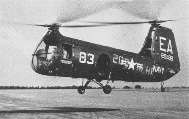 Vrtulník HUP-2