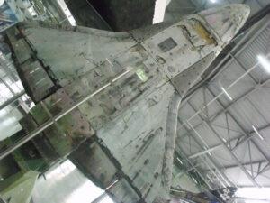 Sovětský testovací raketoplán BOR