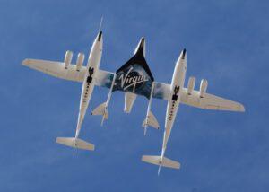 SpaceShipTwo, zdroj: wikimedia.org