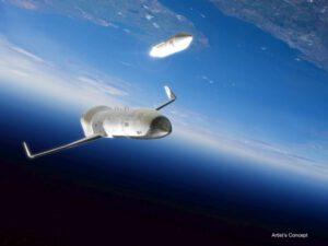 XS-1 zdroj:darpa.mil