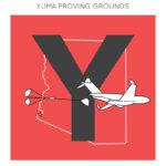 Y = Yuma proving ground