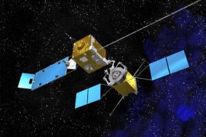Oprava / tankování satelitů na oběžné dráze v představách NASA