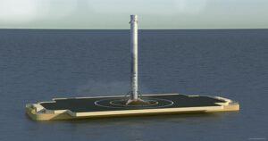 Plovoucí přistávací plošina