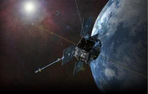 Jedna z družic Van Allen Probe