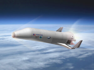 xs-1 firmy Northrop Grumman zdroj:space.com