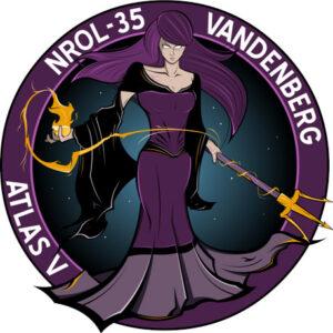 Logo mise NROL-35