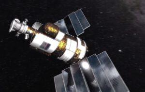 Ruský satelit Resurs P2