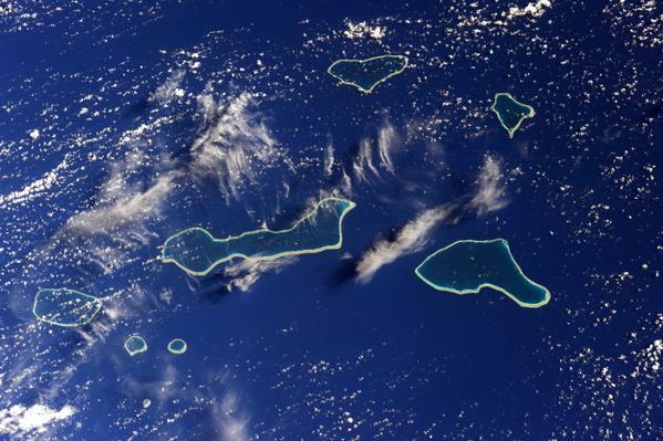 """""""Konečně vidím některé z těch nádherných atolů v Tichém oceánu na vlastní oči."""""""