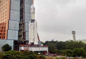První testovací verze rakety GSLV Mk 3
