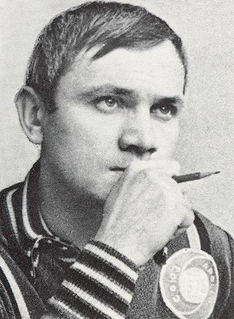 Vladimir během výcviku pro projekt ASTP/EPAS