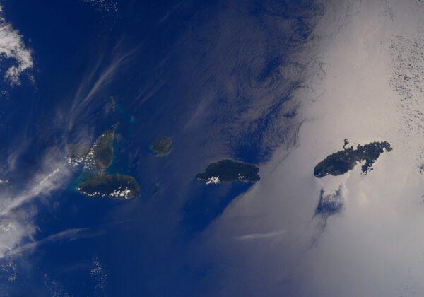 """""""Některé z nádherných karibských ostrovů. Guadeloupe, Dominika a Martinik"""""""