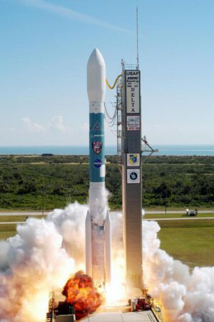 Start rakety Delta II