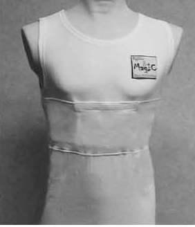Měřící vesta