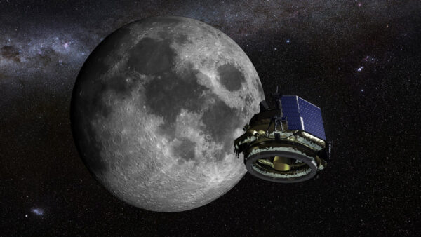 MX-1 na cestě k Měsíci