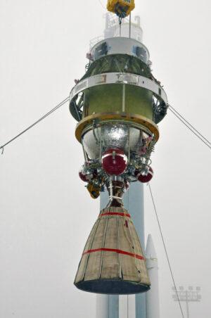 Horní stupeň rakety Delta II