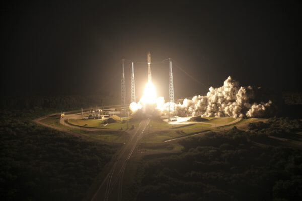 Atlas 5 - MUOS-3