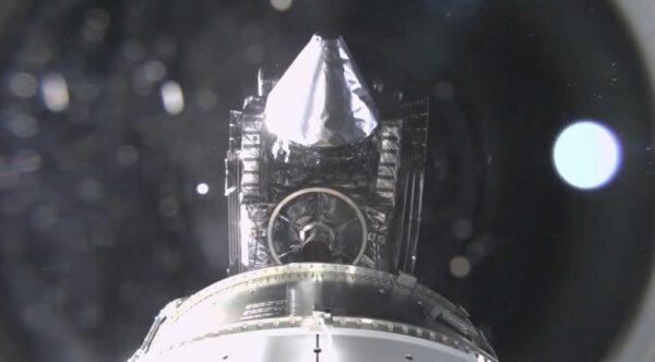 Vypuštění telekomunikačního satelitu MUOS-3