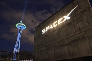 SpaceX v Seattlu