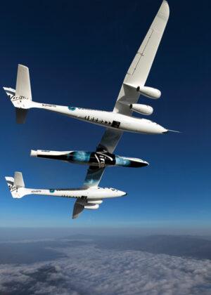 LauncherOne je, po oznámení investice Virgin Galactic, horký kandidát na nosnou raketu dopravující WorldVu na orbit.