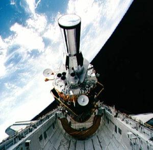 Přípravy na vypuštění družice DSP